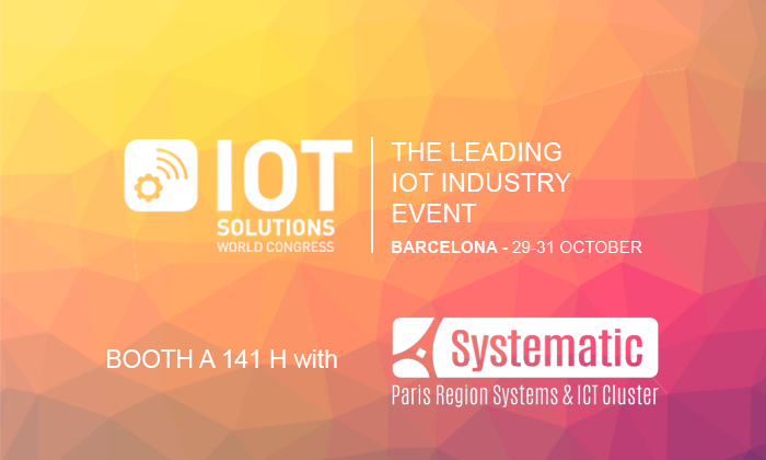 Vertical M2M exhibits at the IoT Solutions World Congress 2019 tradeshow, October 29th - 31rd 2019