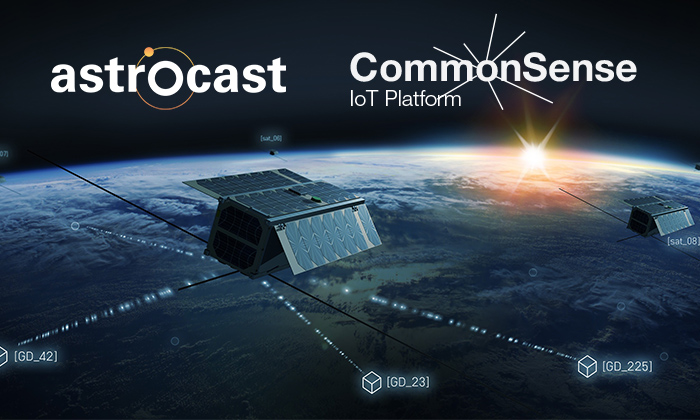 VerticaL M2M & Astrocast partner to bring low cost & two ways communication IoT solutions to industries through nanosatellites