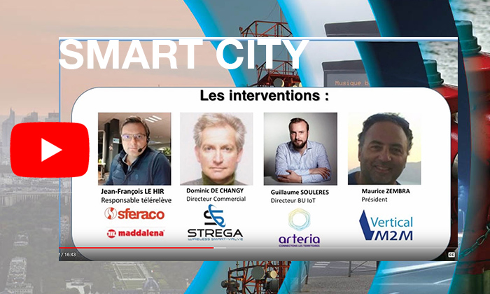Discover SmartCity-in-a-Box IoT solutions for smarter cities