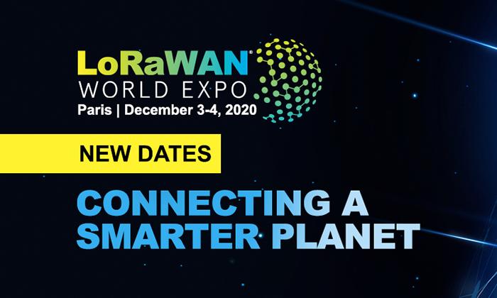 Vertical M2M expose à la LoRaWAN World Expo