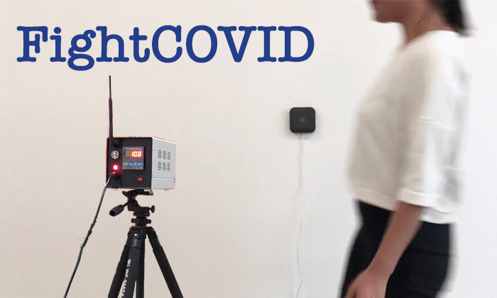 Vertical M2M unveils its FightCOVID IoT Solution